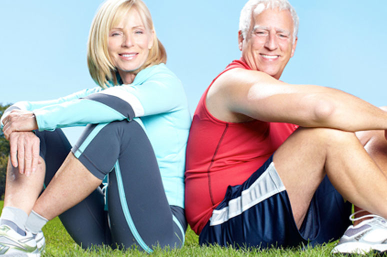 cairns personal training supports Mature exercise